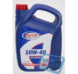 Масло моторное 5л. 10w-40 HP-DIESEL CG-4/SJ Agrinol (Агринол)