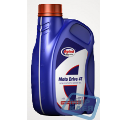 Масло моторное Moto Drive 4T 1л. Агринол (Agrinol)