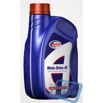 Масло моторное Moto Drive 4T 0,5л. Агринол (Agrinol)