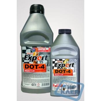 POLO DOT - 4 тормозная жидкость 0,5л