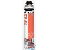 Пена монтажная профессиональна Ceresit TS 62 750мл. (Церезит)