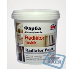 Краска для радиаторов 0,6л Дивоцвет