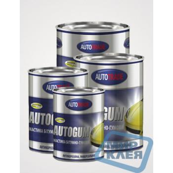 Мастика резино-битумная антикор 0,8 кг ТМ Автотрейд (Autotrade)