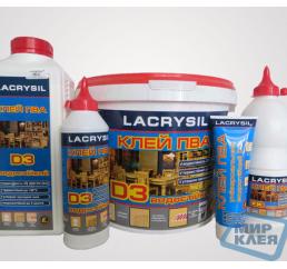 Клей ПВА Д3 Лакрисил (Lacrysil) 10 кг.