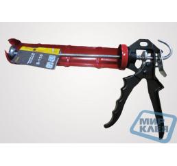 Пистолет метал. для герметиков S-116 (корыто полупроф.) Акфикс (Турция)