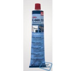 Клей жидкий пластик Cosmofen Plus HV (Космофен) для ПВХ  200г.