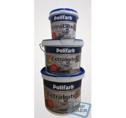 14 кг Полифарб Экстра Латекс краска водоэмульсионная