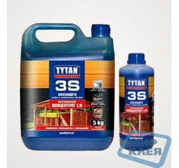 Антисептик для защиты древесины Титан (Tytan) 3S 5кг